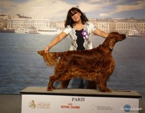 WDS HELSINKI 10.08.2014 PARIS