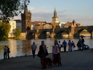 PRAGA Charles Bridge